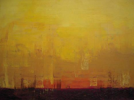 6pm by Kate Tesch