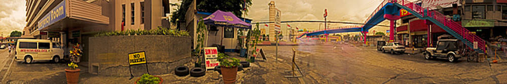 Rolf Bertram - 6X1 Philippines Number 278 Police Panorama