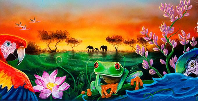Jungle Gems by Joshua South
