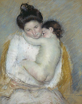 Mary Stevenson Cassatt - Mother and Child