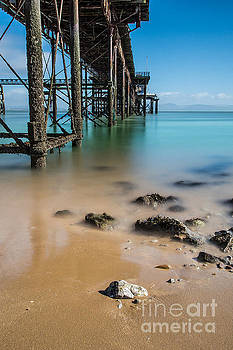 Mumbles Pier by Keith Thorburn LRPS