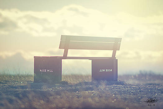 Nose Hill Park by Adnan Bhatti