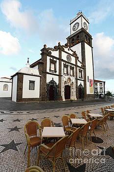 Gaspar Avila - Ponta Delgada, Azores