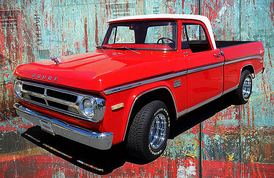 '70 Dodge Truck by Victor Montgomery