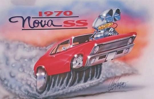 70 Nova Ss by Christopher Fresquez