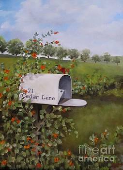 71 Cedar Lane by Karen Olson