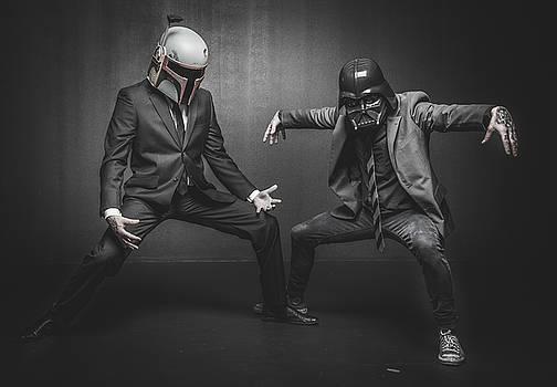 Star Wars Dressman by Marino Flovent