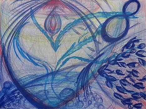 888 Divine Cosmos by Elena Soldatkina