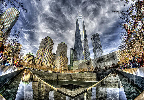 9/11 Memorial - NYC by Rafael Quirindongo