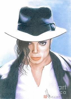 Michael Jackson #Three by Eliza Lo