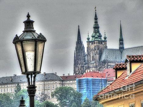 Praha chehia by Yury Bashkin