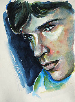 Tom Welling by Francoise Dugourd-Caput