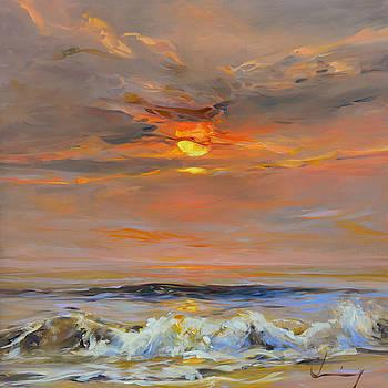 967 Ocean Heat by Chuck Larivey
