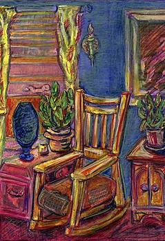 Thelma's Chair by Don Thibodeaux