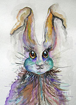 A Bad Hare Day by Rosemary Aubut
