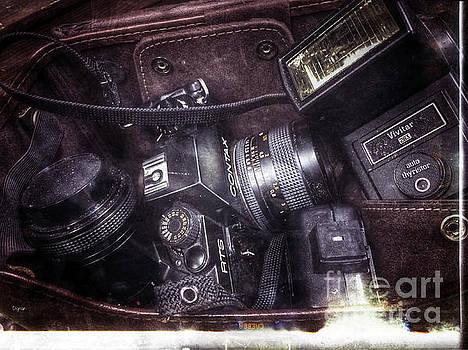 A Bag of Contax  by Steven  Digman