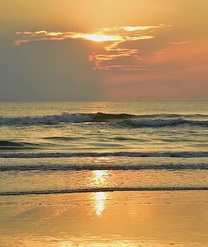 A beautiful sunrise 5-30-16 by Julianne Felton