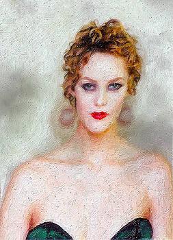 A Beauty Unnamed by John Farr