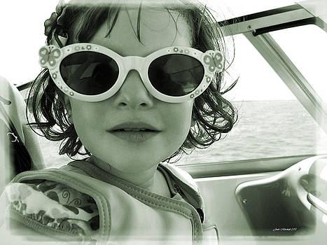 Joan  Minchak - A Boat Ride