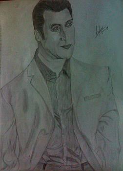 A Bollywood Actor... by Saleem Siddiqui
