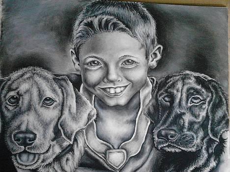 A Boy's Best Friends by Ashley Warbritton