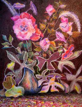 A Breakfast Bouquet by Bill Meeker