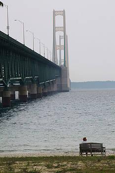 A Bridge Away by Mark  France