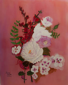 A  bunch of flowers by Swabby Soileau