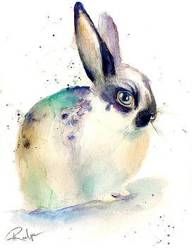 A Bunny Named Carol by Andrea Realpe