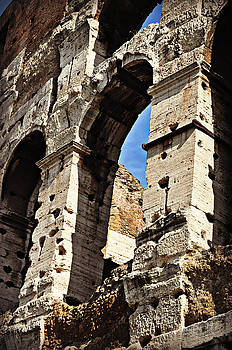 A  Colosseum Arch by Eric Liller
