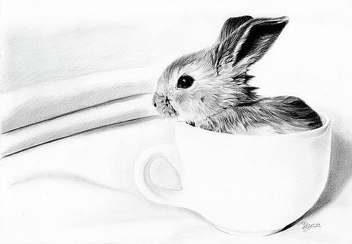 A cup of ... by Jeanne Delage
