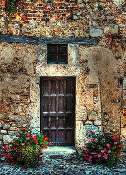 A Door in France by Tom Prendergast