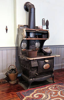 A Garland Stove by Dave Mills