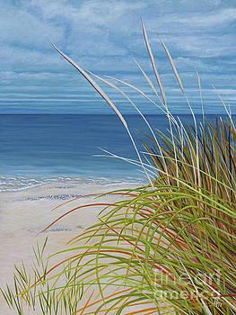 Barbara McMahon - A Good Day For Beachcombing