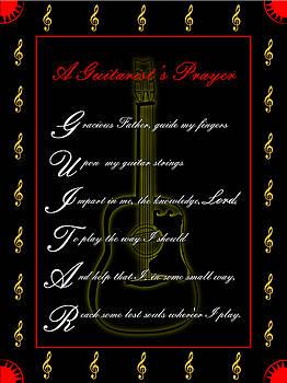 A Guitarist Prayer_1 by Joe Greenidge