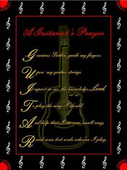 A Guitarist Prayer_2 by Joe Greenidge