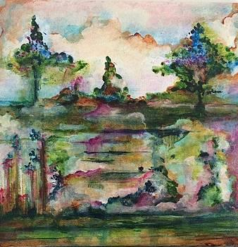 A Hidden Place by Natalie Singer