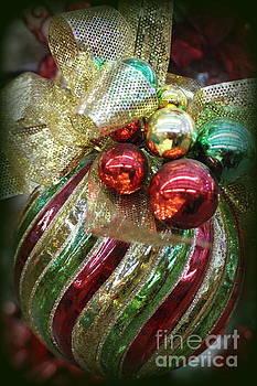 A Joyful Christmas - Greeting by Dora Sofia Caputo Photographic Art and Design