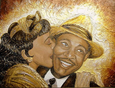 A Kiss For A King by Keenya  Woods