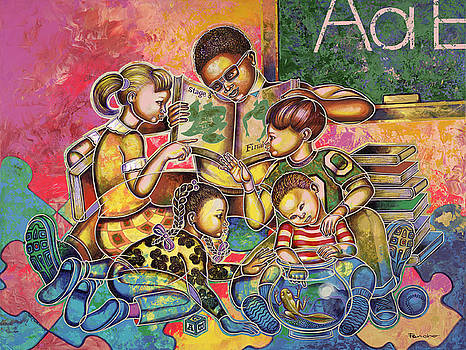 A Legacy Of Love And Learning by Larry Poncho Brown