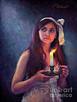 A Light Unto My Path by Jean Hildebrant