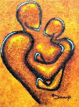 a Little Bit of Love by Yovannah Diovanti
