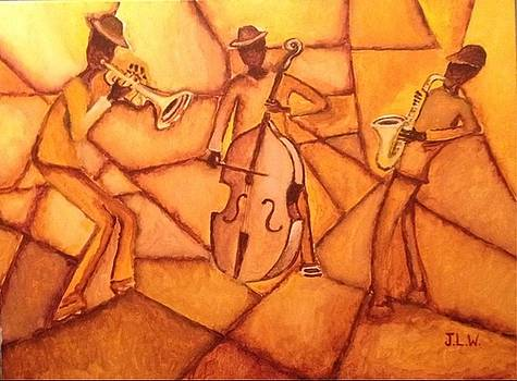A Little Jazz by Justin Lee Williams