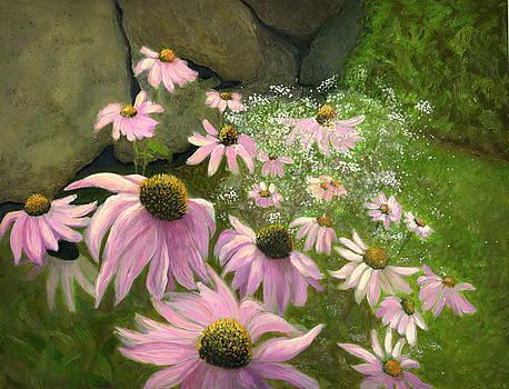 A Lovely Garden by Karyn Robinson