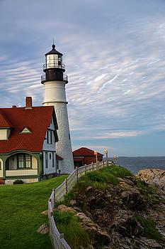 Karol Livote - A Maines Light