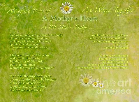 A Mother's Love Part II the Text by Kimberlee Baxter