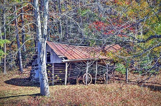 A Mountain Farm by Savannah Gibbs