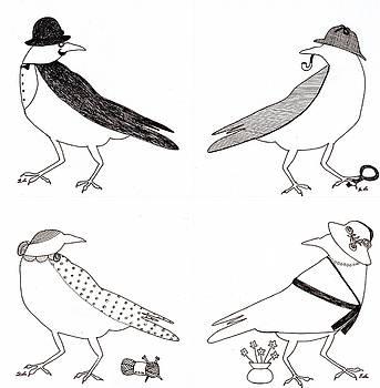 A Murder of Crows by Ekta Gupta