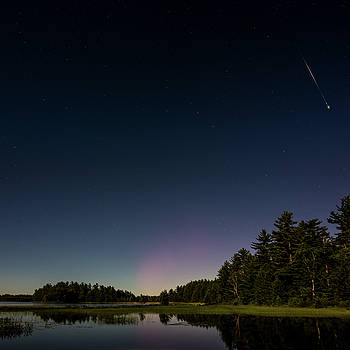 A Night at the Lake by Brent L Ander