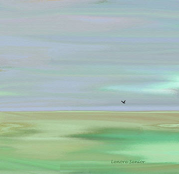 A Peaceful Day by Lenore Senior